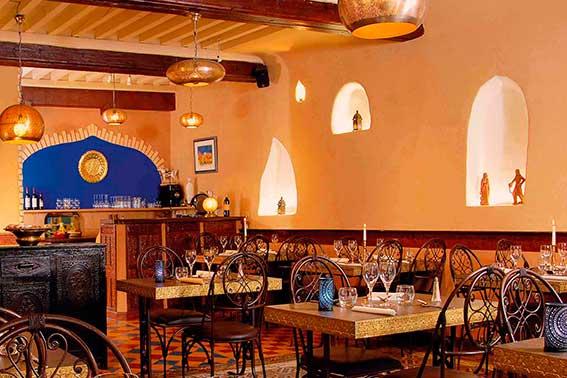 restaurant villefranche sur saone Le Tipaza