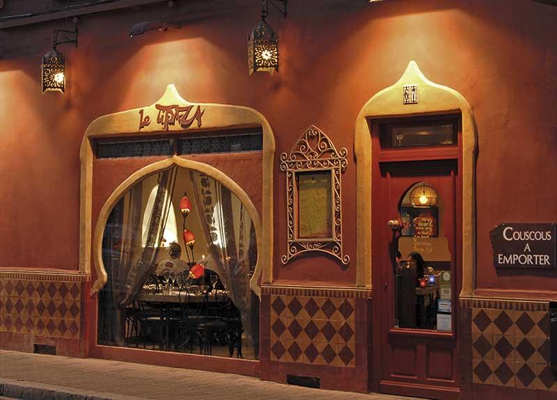Le Tipaza le restaurant villefranche sur saône