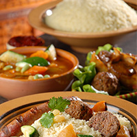 Couscous marocain restaurant le TIPAZA villefranche